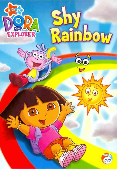 DORA THE EXPLORER:SHY RAINBOW BY DORA THE EXPLORER (DVD)